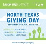 North Texas Giving Day – Support LFW!